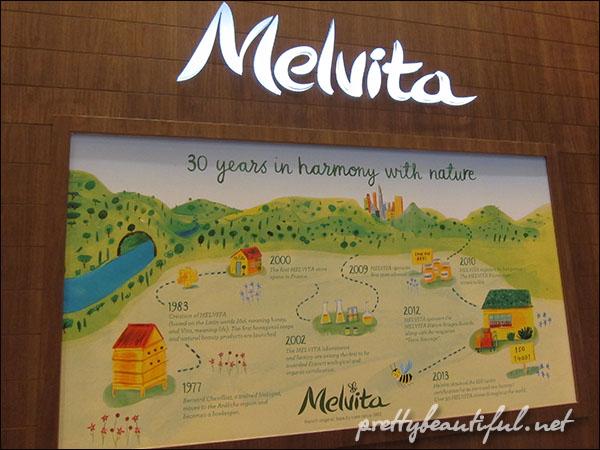 Melvita History