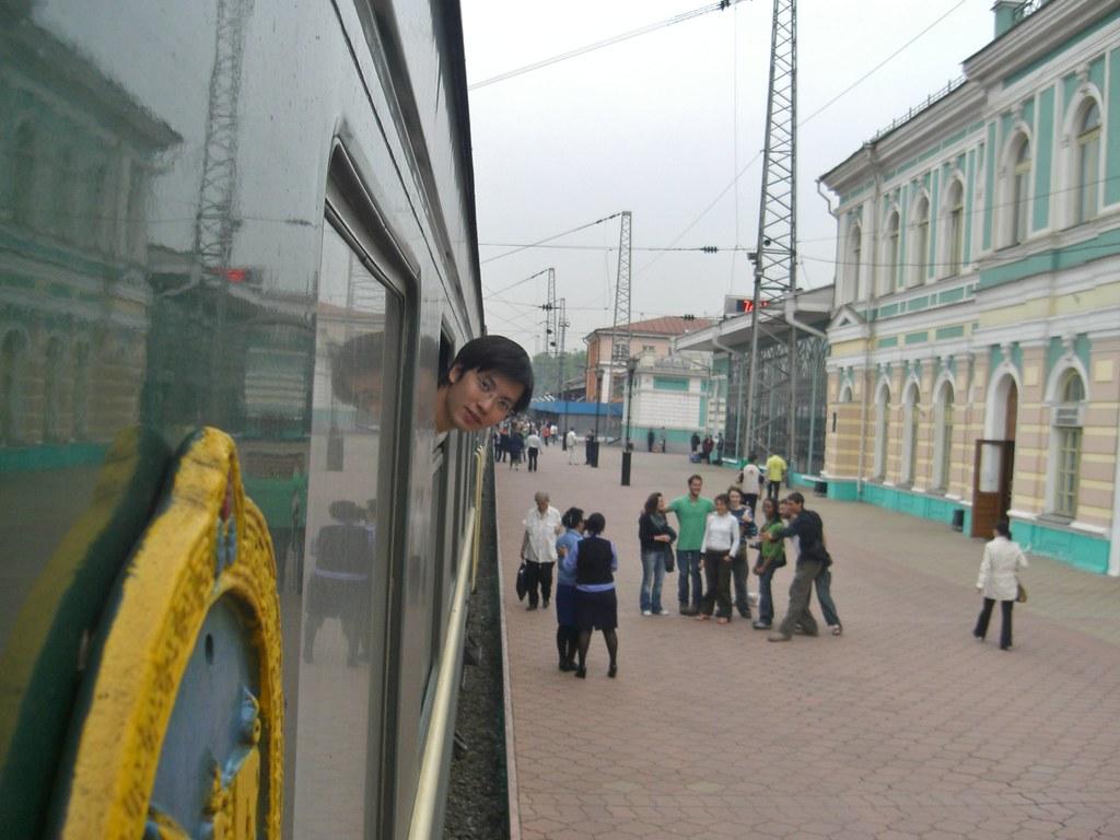 Irkutsk – Gateway to Siberia - Alvinology