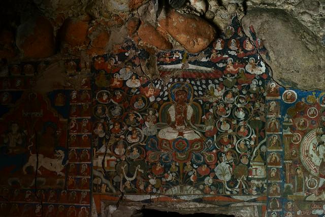 Saspol caves. Ladakh, 07 Aug 2014. 288