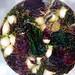 Tokyo Turnips, Shiso, Sansho, Dashi Brine by The Cultured Pickle Shop