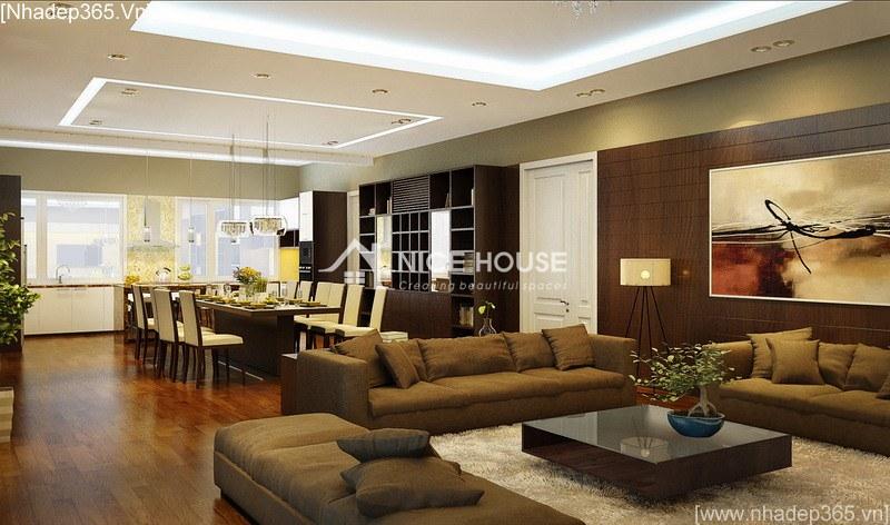 Thiết kế nội thất chung cư Linh Đàm - Chị Giang_04