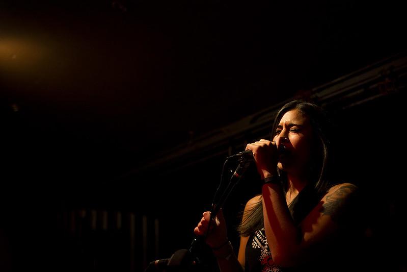 A Ferocious Jungle Cat | Maha Showcase at The Bourbon | 07.23.14