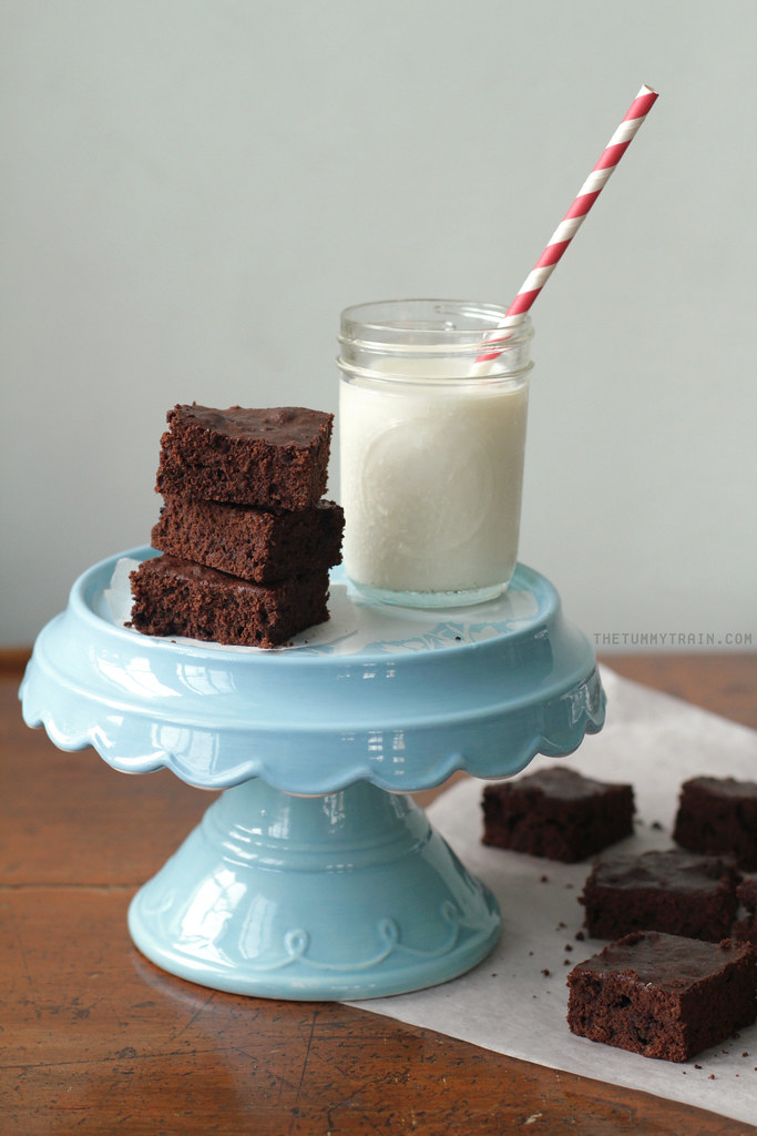 14767983212 9f2e9c97a4 b - Musings with a side of Triple Choco-cado Brownies