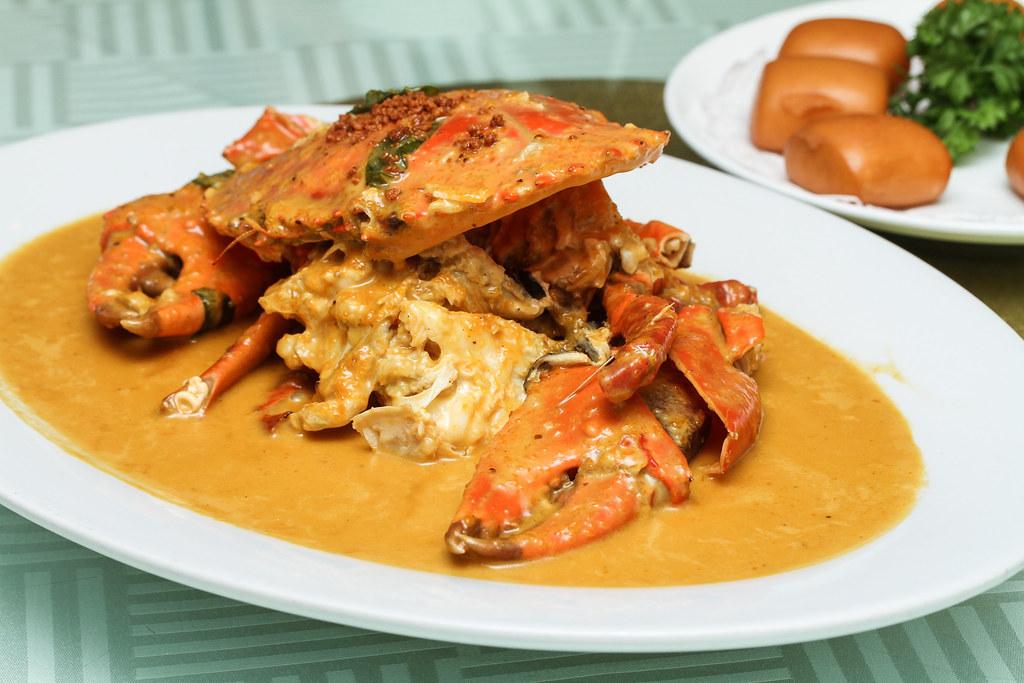 Joyden Seafood: Supreme Chili Crab