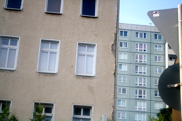 east berlin plattenbauten