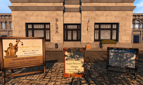 SLBA In Second Life