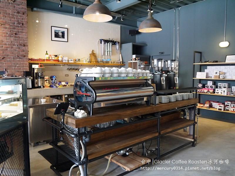 14790669010 5207d21234 b - 熱血採訪。台中西屯【冰河咖啡Glacier Coffee Roasters】喝得到第三波北歐咖啡浪潮的咖啡館,手沖咖啡義式咖啡甜點都好棒