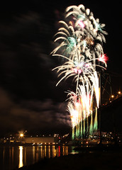 2014 Natal Day Weekend Fireworks, Halifax, Nova Scotia 3