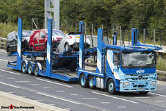 Mercedes-Benz Actros 6x2 Car Transporter - W14 ECM - ECM - M1 J10 Luton - Steven Gray - IMG_0409