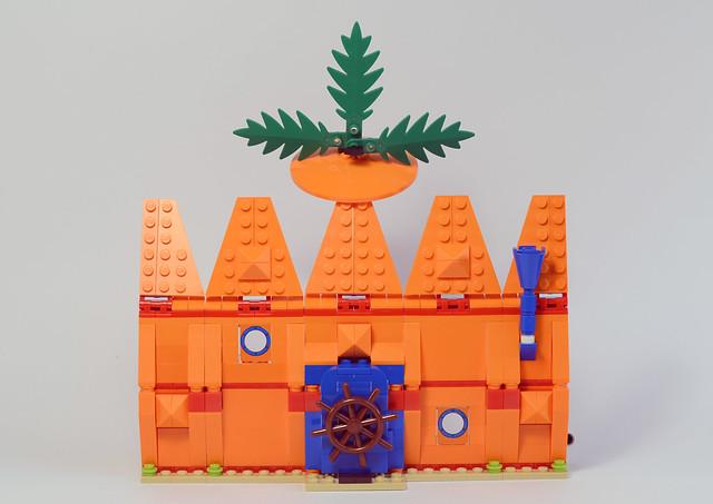 Lego Spongebob Pineapple House Instructions