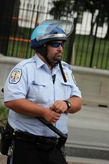 93.Police.StopGazaMassacre.WhiteHouse.WDC.2August2014
