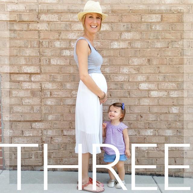 Baby #2: Three Months