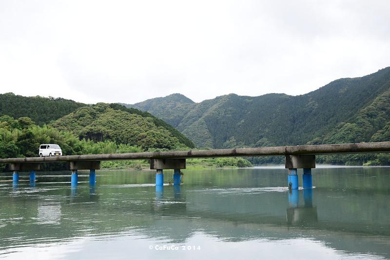 四万十川沉下橋