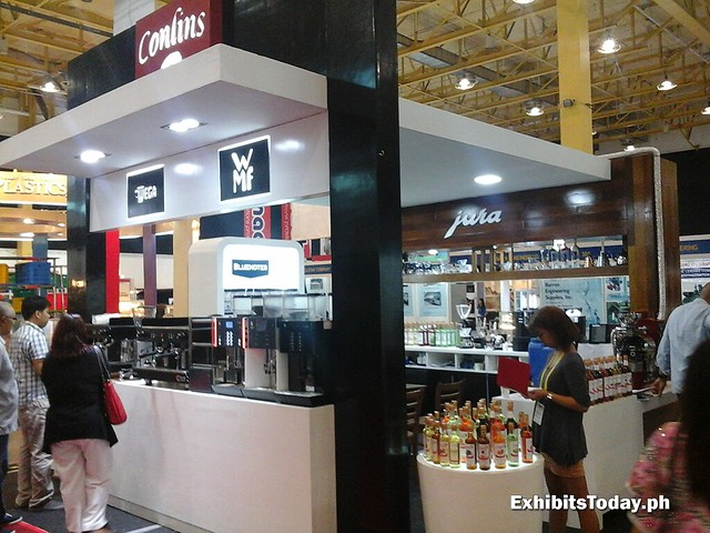 Conlins Exhibit Booth