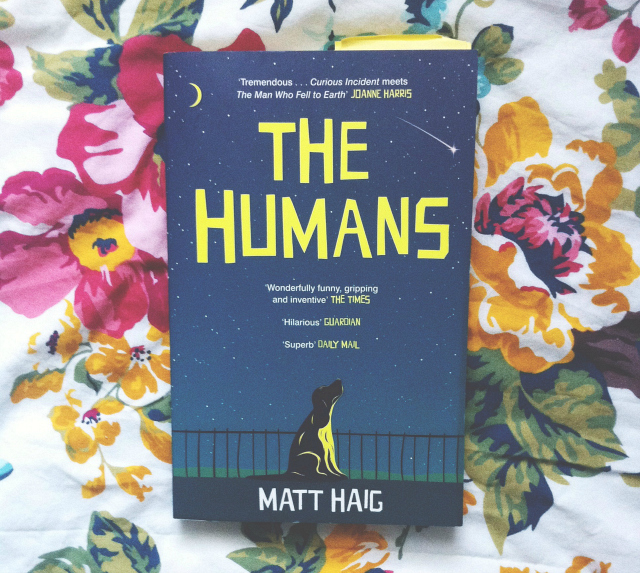 the humans matt haig #underhypedreads book review book blogger uk vivatramp