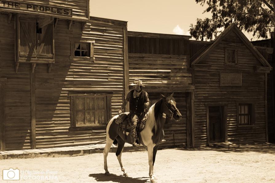 Lejano Oeste Fort Bravo