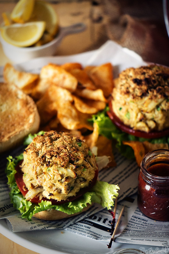 Maryland Crab Cakes for Two