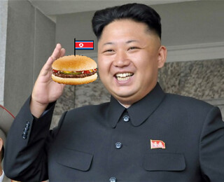 Best Burger in North Korea?