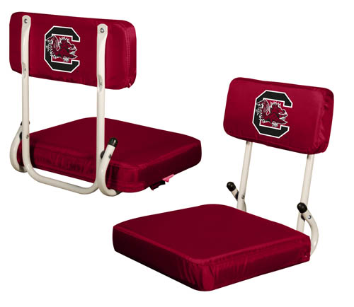 South Carolina Gamecocks Hard Back Stadium Seat