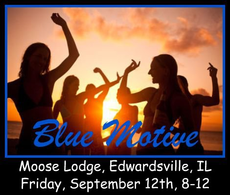 Blue Motive Band 9-12-14