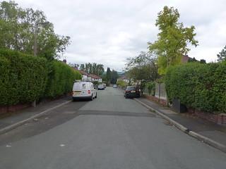 Ingle Road, Cheadle