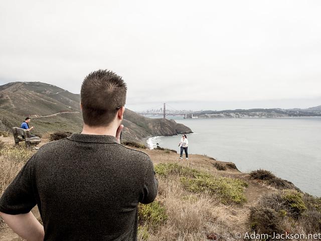 Marin Headlands / Presidio / Golden Gate Bridge
