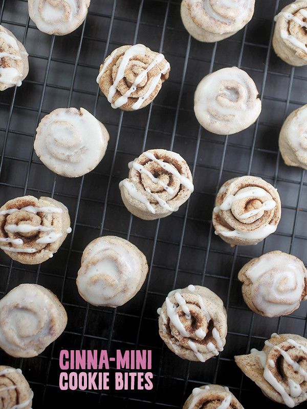 Cinna-mini Cookie Bites