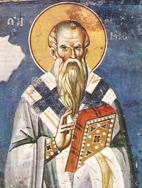 Sfantul Sfintit Mucenic Clement Romanul