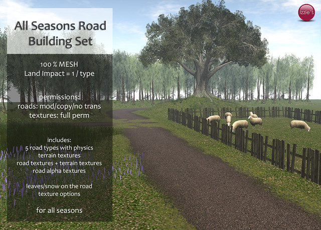 All Seasons Road Building Set