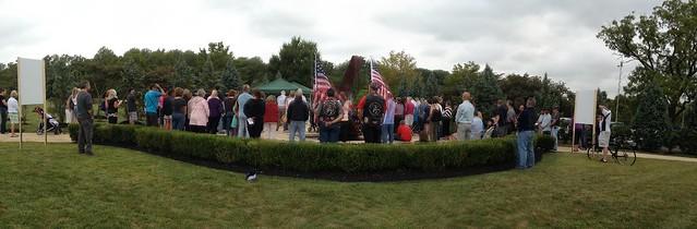 9/11 Memorial Service, September 11, 2014