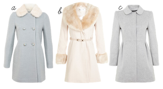 Miss Selfridge coats
