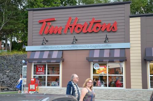 Tim Hortons, Madawaska, Maine