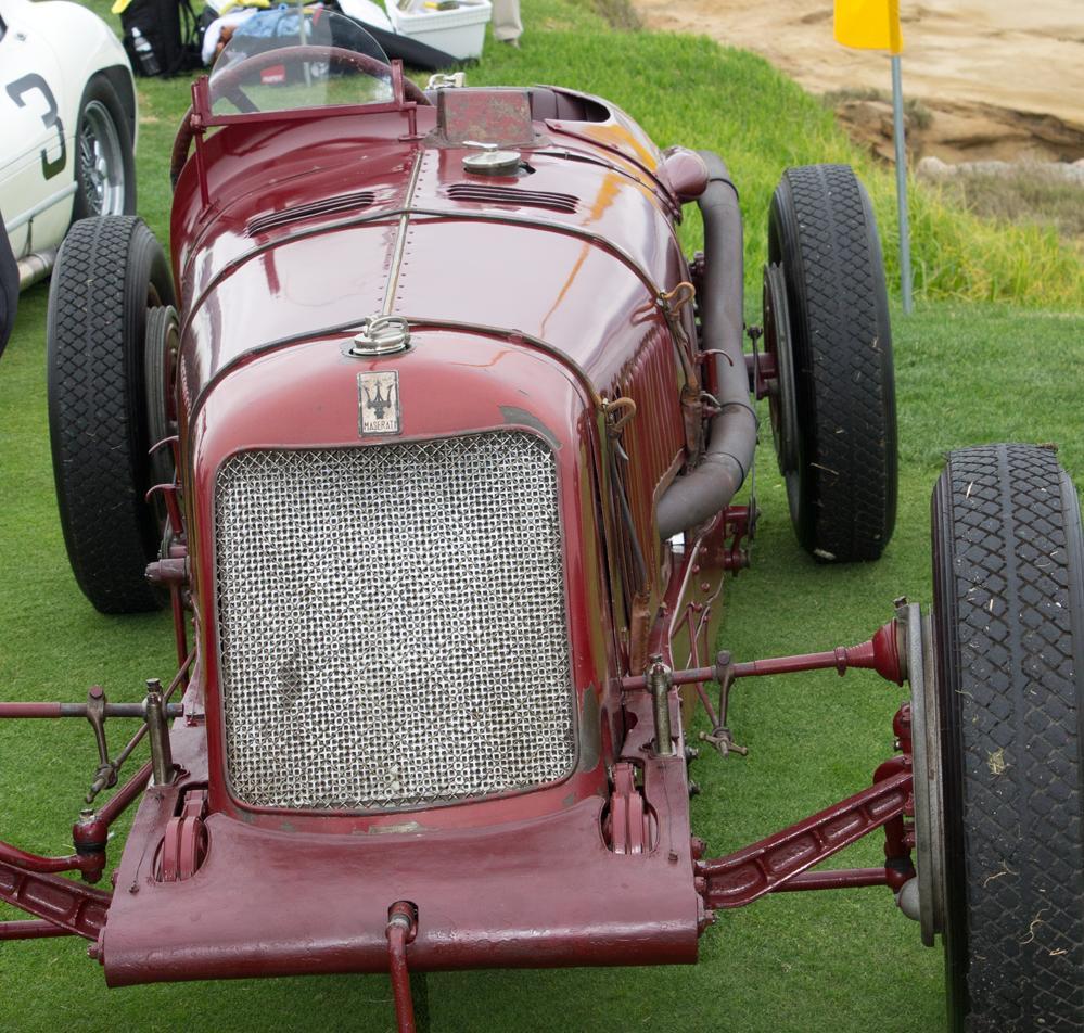 1928 Maserati Tipo 26B Monoposto