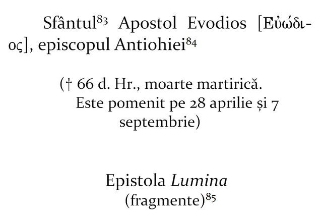 Evodios 1