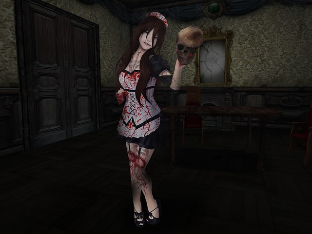 Zombie maid2