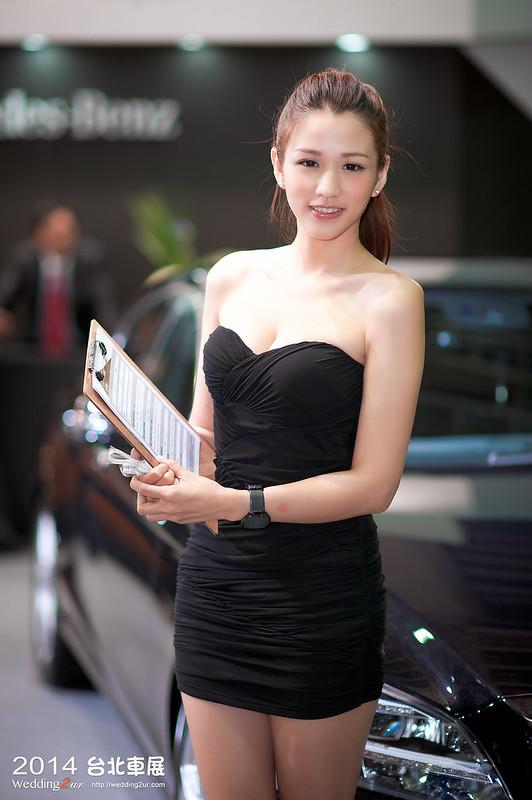 2014台北車展 show girl,26