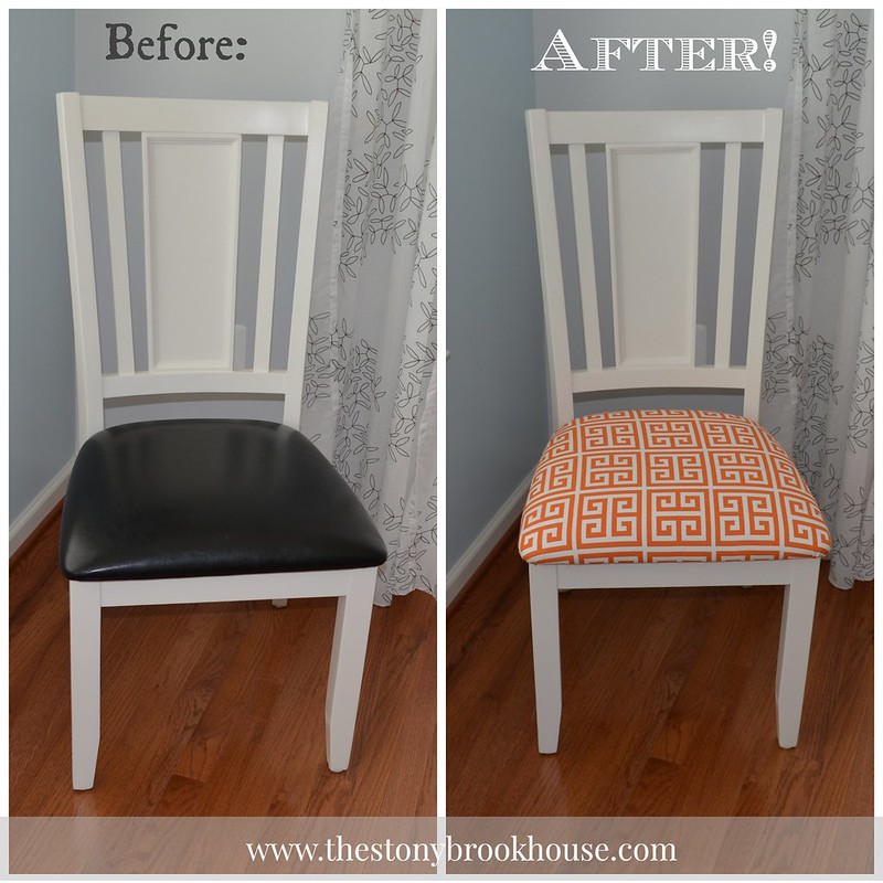 Cushion Before & After