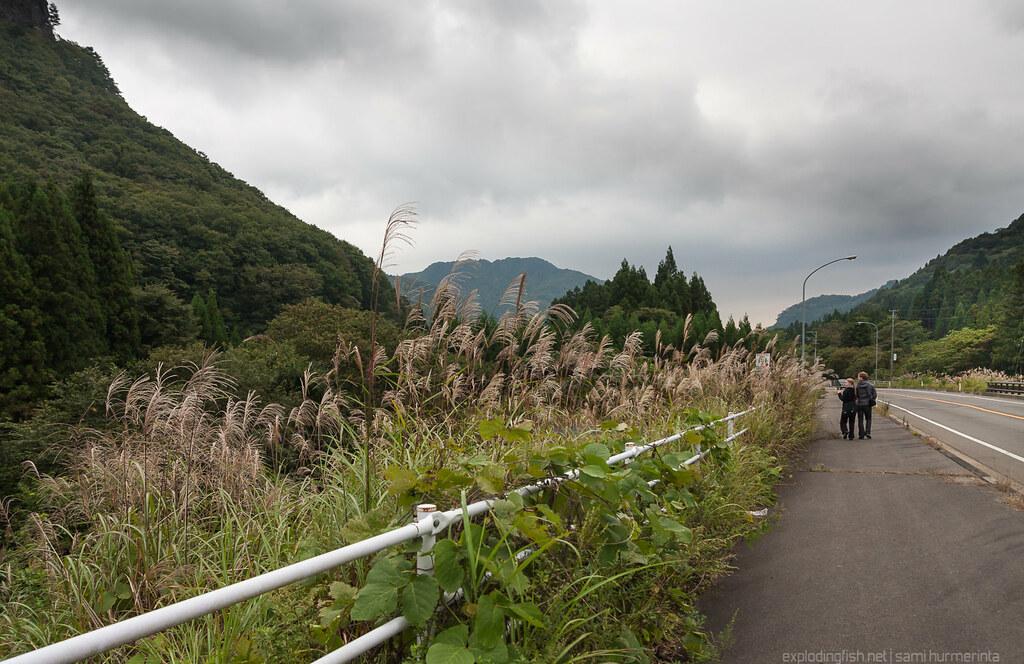 On Sakunami Highway