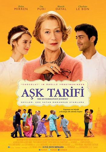 Aşk Tarifi - The Hundred Foot Journey (2014)