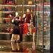 A Prada store in Las Vegas