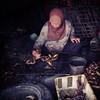 Alhamdulillah... bisa motret Human Interest para pengasap ikan di Kali Asin Semarang. Terima kasih mas @hardiantono yang sudah nganter blusukan motret :-)
