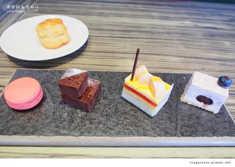 【嘉義 Chiayi】芙甜 Fortune Patisserie 百年老屋品嚐法式甜點的浪漫 @薇樂莉 ♥ Love Viaggio 微旅行
