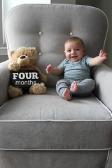 09.22.2014 :: four months old!