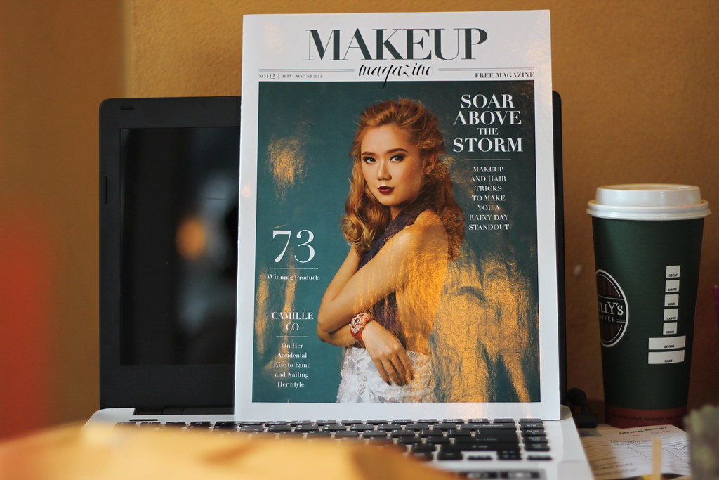 Make Up Magazine