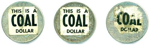 Coal dollars