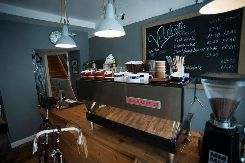 The Best Cycling Cafes
