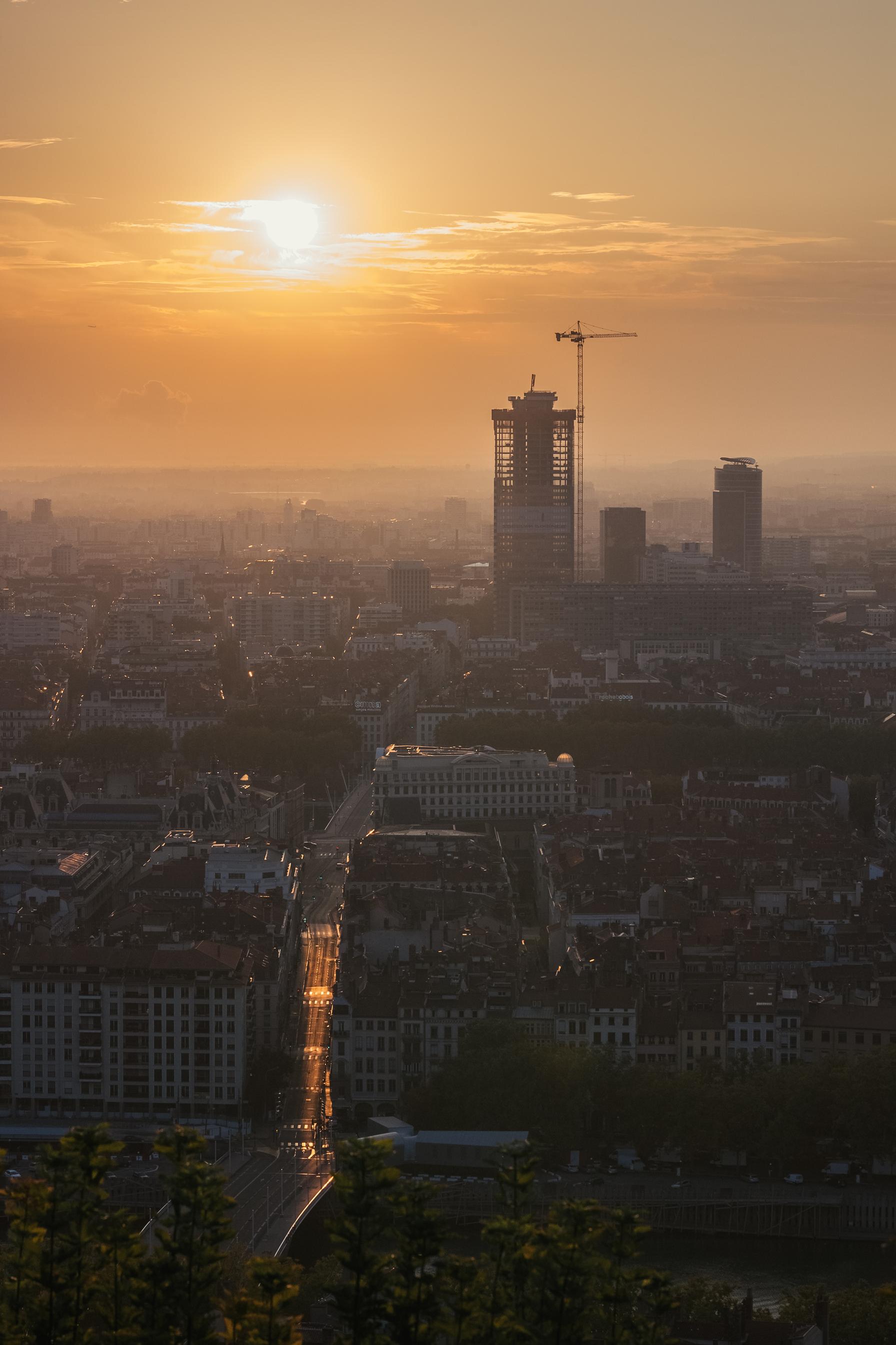 Lyon France Sunrise Sunset Times
