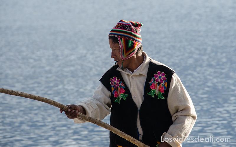 Comunidad Llachón de la Península de Capachica