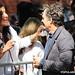 Small photo of Mark Ruffalo at TIFF