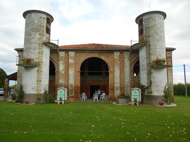 fienile di Montesanto, Voghiera, Pettyrosso